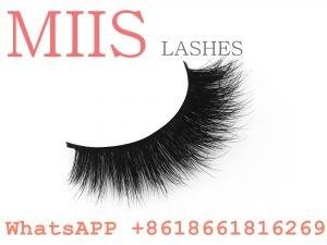 lashes with private label logo