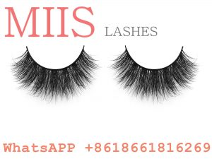 own brand lashes 3d mink eyelashes