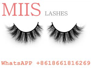 luxury 3d real mink eyelashes