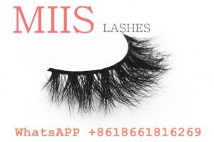 best real mink fur strip lashes