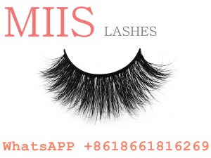 customized mink eyelashes