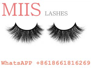 private label 3d mink lashes